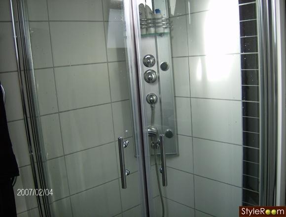 duschrum o toalett,dusch
