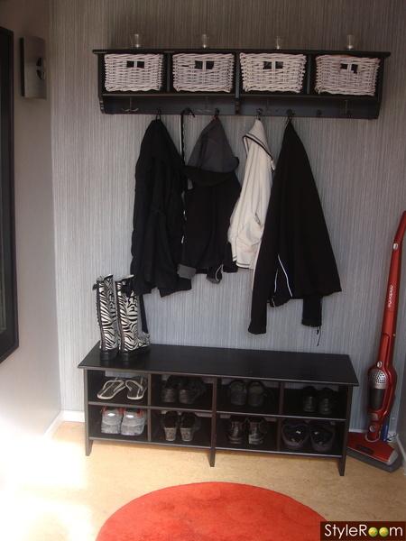 Måla sko och hatthylla från Ikea? Diskutera Inredning på StyleRoom