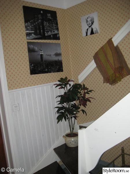 panel panelskiva trappa gammelsvensk tapet anno - Inspiration och ...