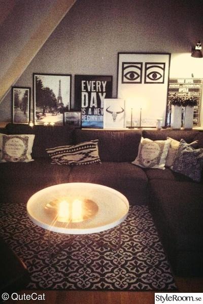 olle eksell,vardagsrum,takvåning,snedtak,soffa