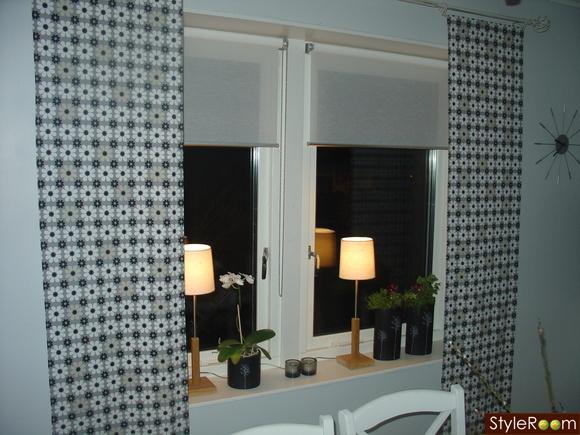 köket lampor : Sentens kök Gård Vit lantkök med klassisk ...