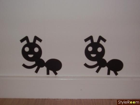 Wall stickers myror Inspiration och idéer till ditt hem