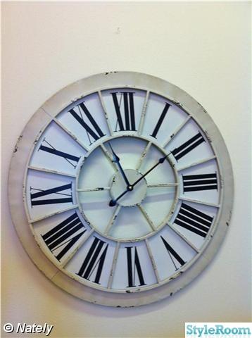 klocka väggklocka