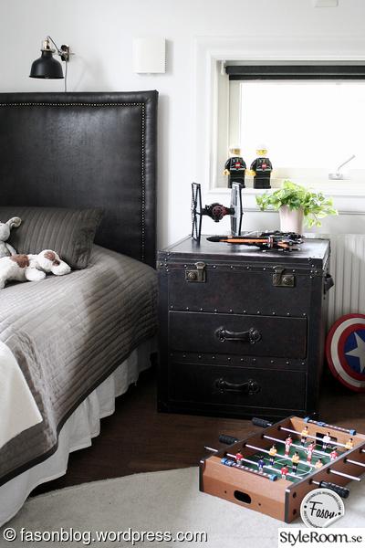 säng,gaveln,pojkrum,sovrum,barnrum