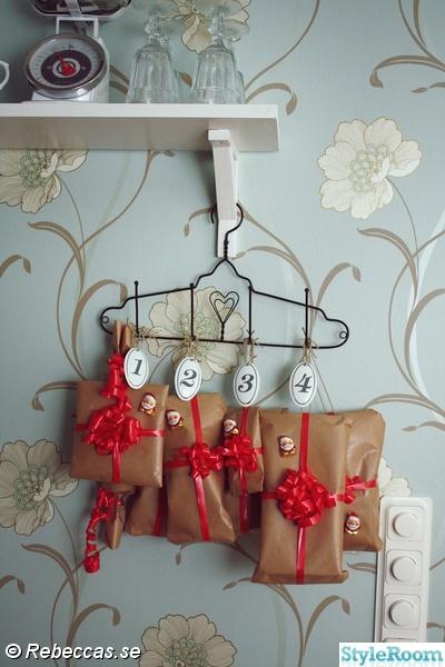 advent,adventspaket,spraymålning,julklappar,jul