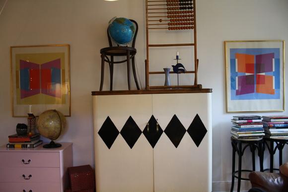 skåp,thonet,abacus,kulram,tavlor