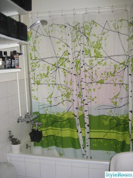 marimekko,duschdraperi