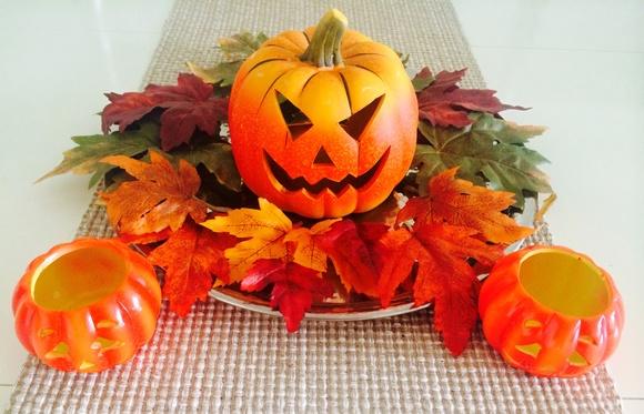 halloween dekoration inspiration och id er till ditt hem. Black Bedroom Furniture Sets. Home Design Ideas