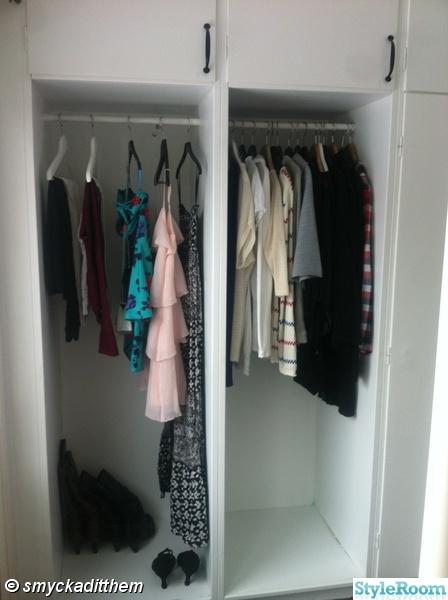 Måla garderob   inspiration och idéer till ditt hem