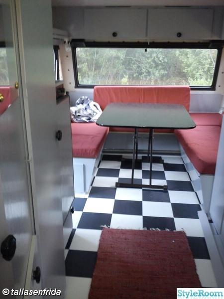 husvagn,köket,dekorplast,husvagnsrenovering
