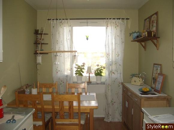Koket Gardiner : koket gardiner  Olivgron Inspiration och idoer till ditt hem