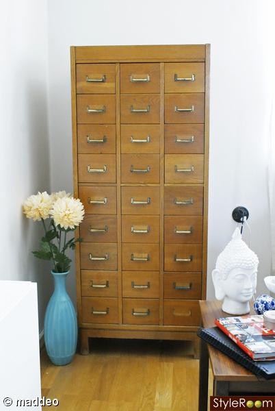 kartotek,skåp,byrå,vardagsrum,dekoration