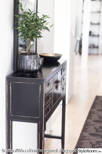 Möblering för smal hall Inspiration och idéer till ditt hem