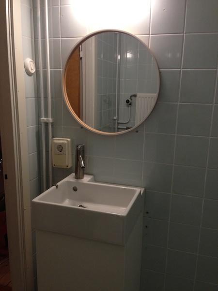 Rund spegel Inspiration och idéer till ditt hem