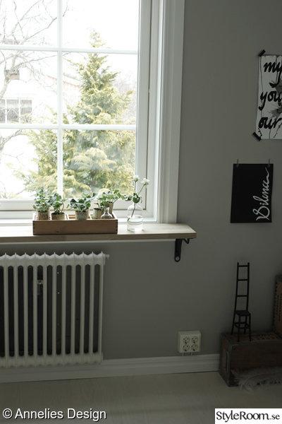 fönsterbräda,sticklingar,arrangemang