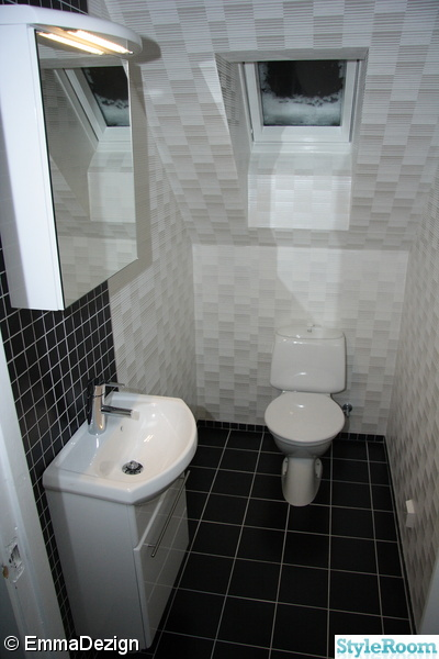 Små toaletter inspiration