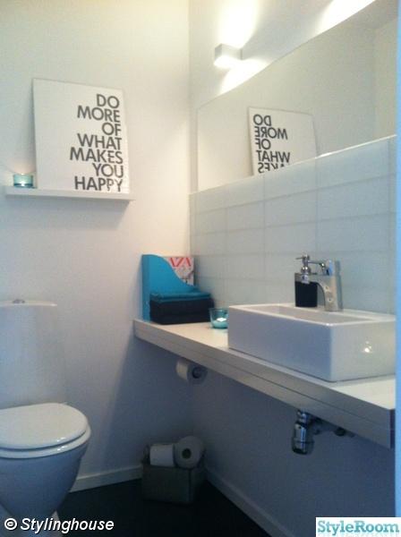 vask,toalett,tavellist,ljuskopp,tvålpump