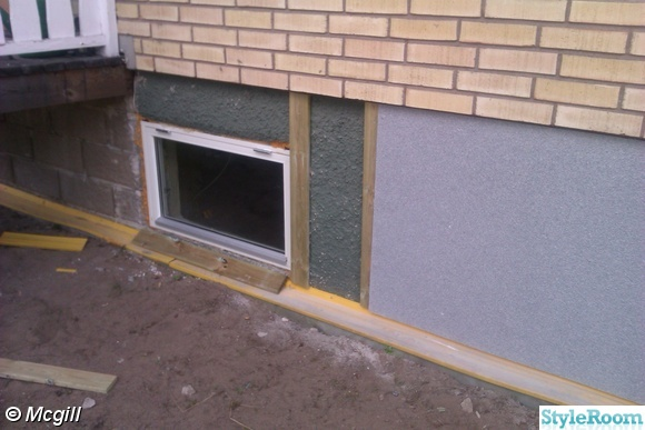 steni terra,plåt,fönster
