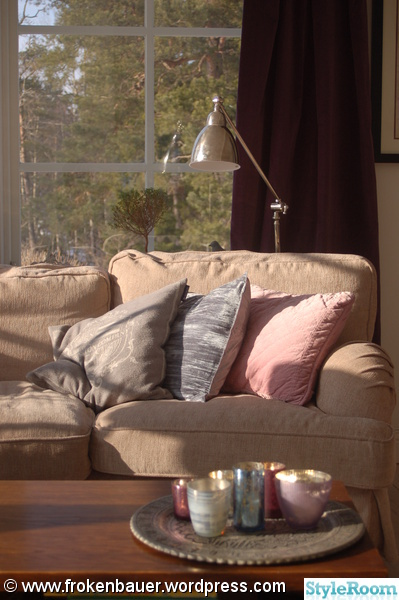 soffa,kuddar,howard,lampa