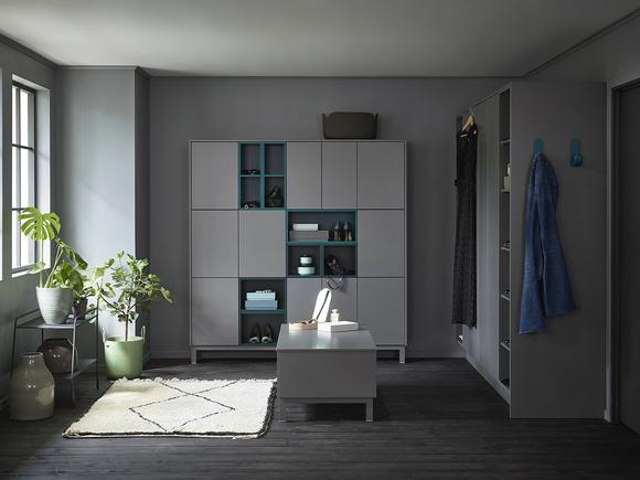 öppen garderob   inspiration och idéer till ditt hem