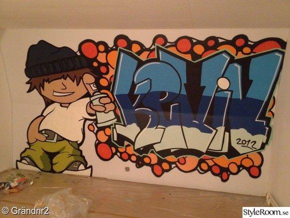 graffiti,väggmålning,väggmålning barnrum