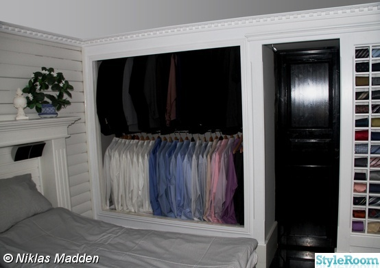garderob/klädskåp