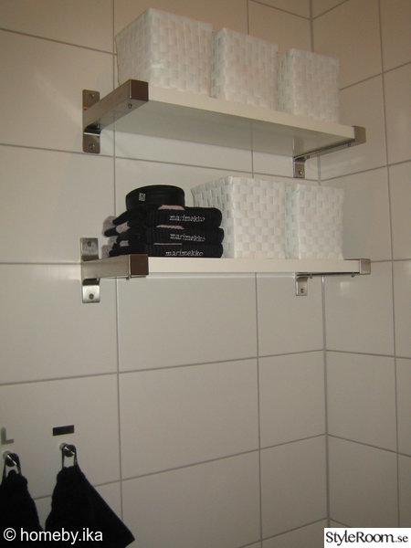 badrum toalett hylla handduk förvaring