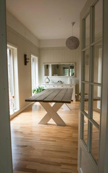 Matbord i fransk lantlig stil Hemma hos andymetal