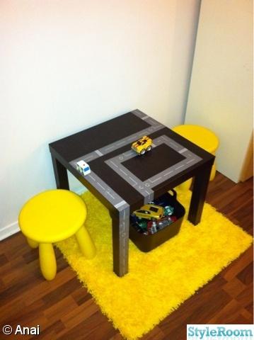 gult,lackbord,bilbanetejp