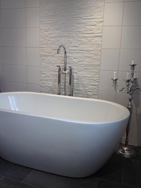 Inspirerande bilder på badkar