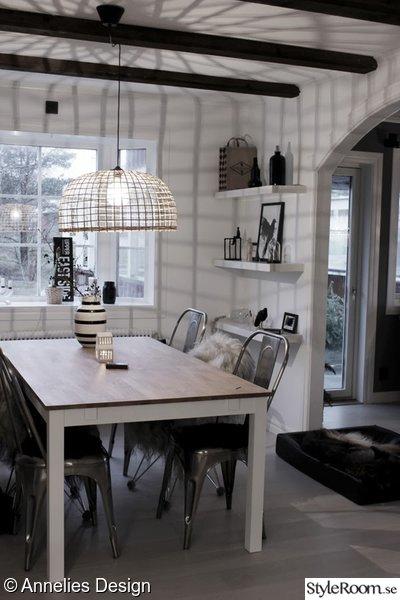 korglampa,watt & veke,matsal,matbord,stolar