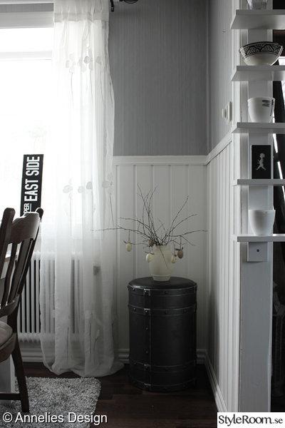 plåtpall,bröstpanel,vit hylla från em möbler
