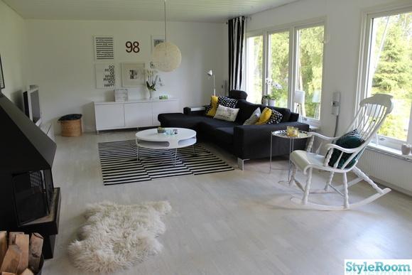 vardagsrum,soffa,fårskinn