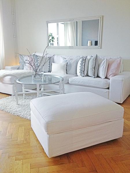 kuddar,soffa,brickbord,vardagsrum