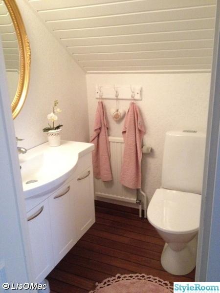 Små toaletter - En klippbok om inredning