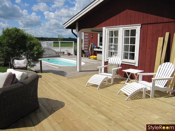 pool gästhus,pool,altan
