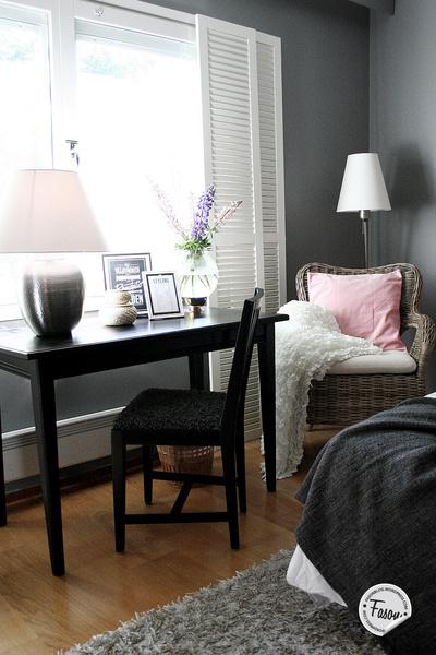 hotell,skrivbord,styling,inredning,vas