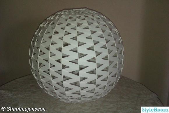 rund string lampa tak,taklampa,vit,string,stringlampa