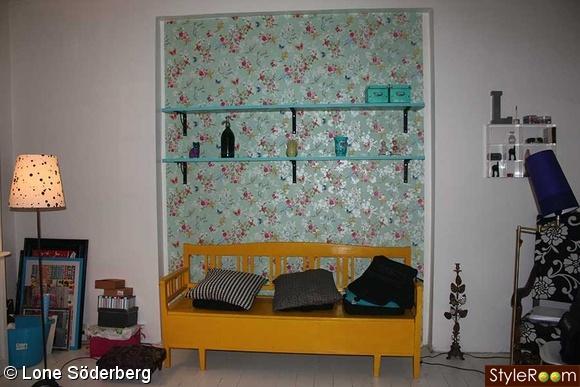 hylla på engelska ~ bild på hylla  ny arbejdsrum i spisrummet av lone71