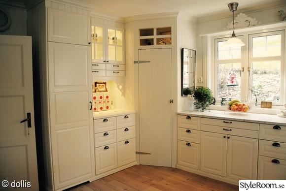 Gammal spegel - Inspiration och idéer till ditt hem