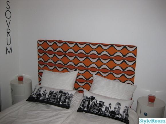Inspirerande bilder på sänggavel tyg