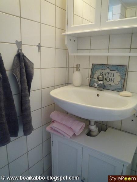 Inspirerande bilder på badrumsskåp! Sida 5