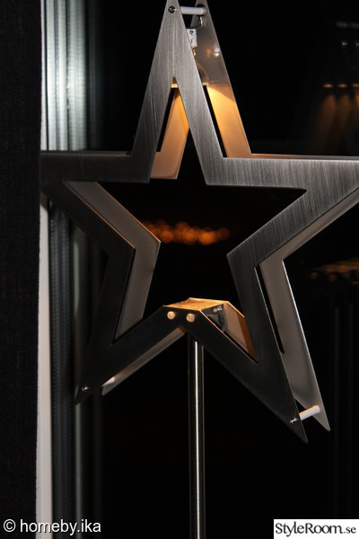 lampa,stjärna