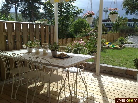 trädgård,terass,uteplats
