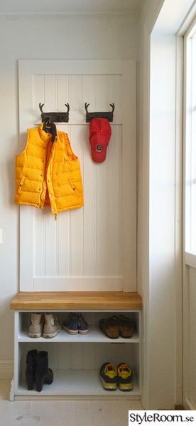 Bild på hatthylla DIY Så bygger du en skohylla! av arvid