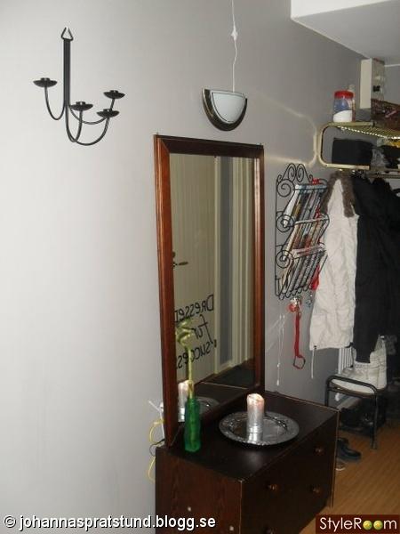 Hall skoställ hatthylla spegel Inspiration och idéer till ditt hem