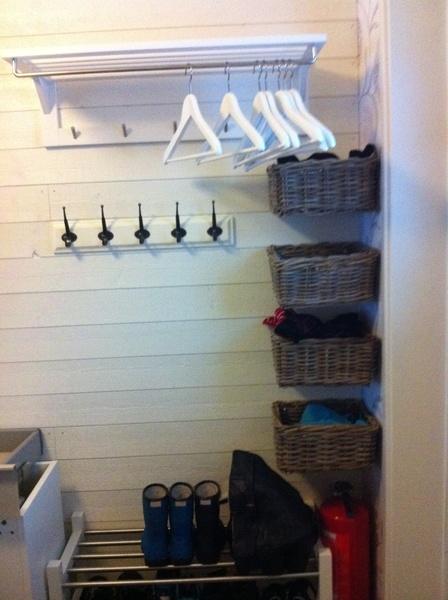 Hatthylla skoställ Inspiration och idéer till ditt hem
