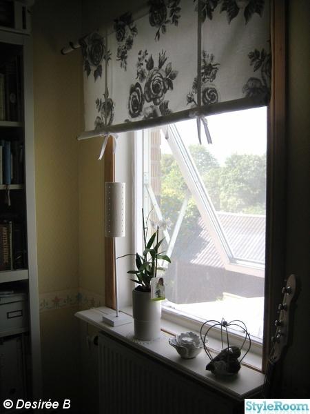 hissgardin,ikea,fönster,fönsterbräda