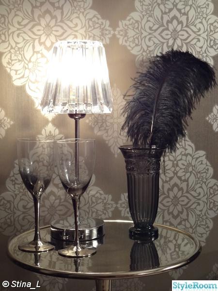 plym,vinglas,lampa,lyx