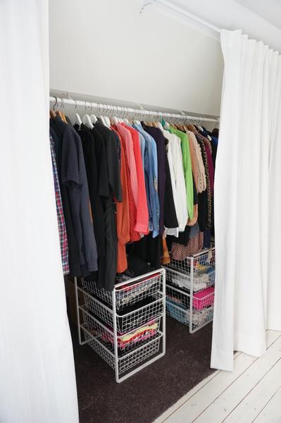 garderob,kattvind